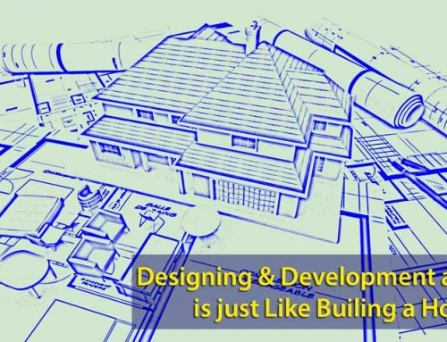 Designing and Development a Website is just like Building a House – Part 2