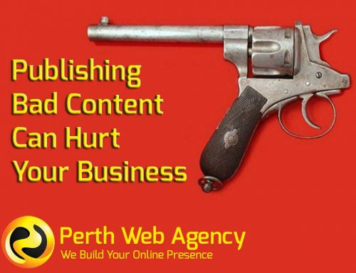 3 Ways Publishing Bad Content Can Hurt Your Business