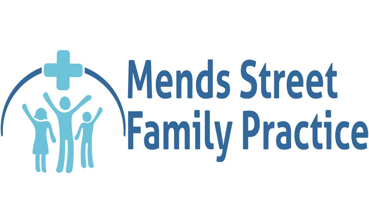 Logo For Mend Street Family Practice Perth Web Agency