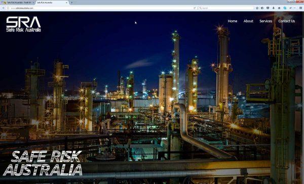 Engineering Company Website Design Perth