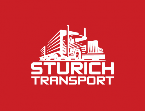 Logo Design for Sturich Transport
