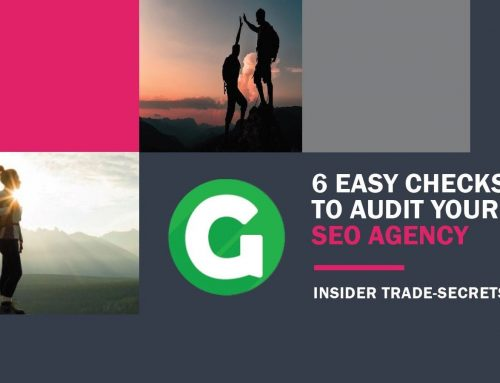 6 EASY CHECKS TO AUDIT YOUR SEO AGENCY