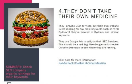 SEO PERTH - 6 EASY CHECKS TO AUDIT YOUR SEO AGENCY