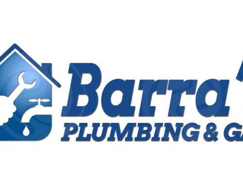 Logo Design for Barra's Plumbing & Gas