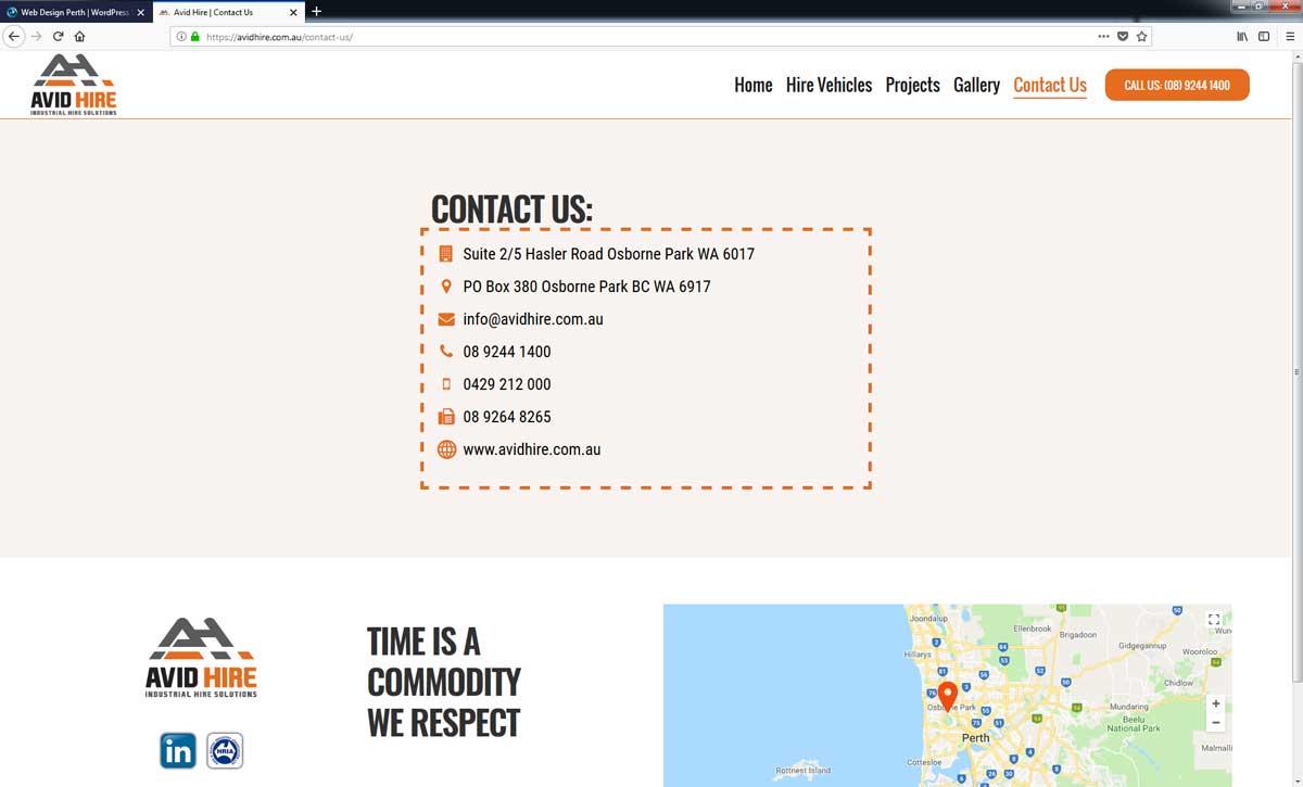 Website Design Perth - Perth Web Agency