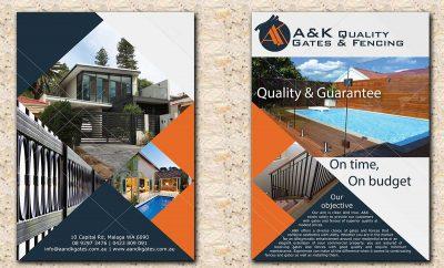 Brochure Design Perth