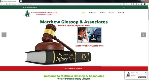 Lawyers-Website-Design Perth