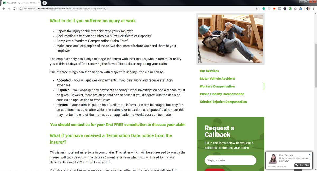 Lawyers-Website-Design Perth