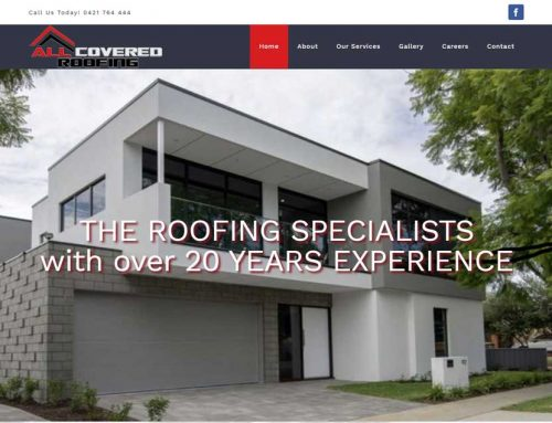 All Covered Roofing