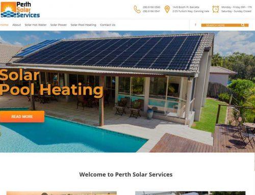 Perth Solar Services