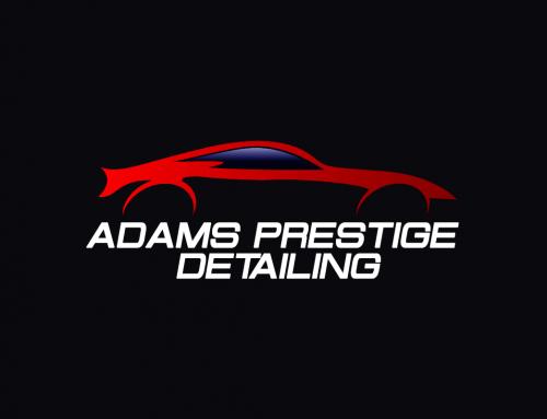 Logo Design for Adams Prestige Detailing