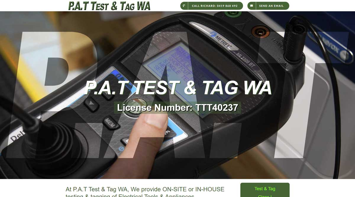 Test-and-Tag-Website-Design-Perth